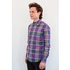 Gitman Vintage Long Sleeve Plaid Poplin Shirt