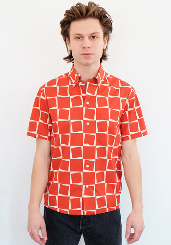 Levi's Atomic Square Print Shirt