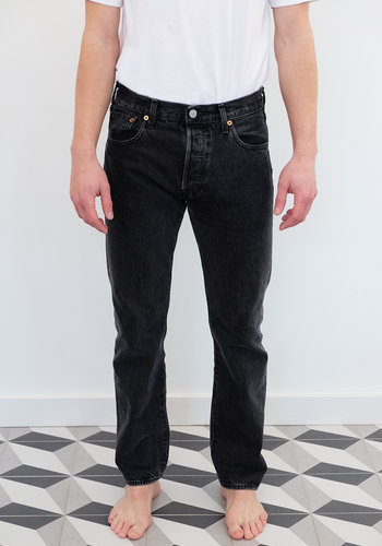 Levi's 501 Original Stonewash Jeans