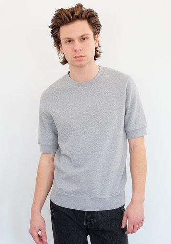 Sunspel Loopback Short Sleeve Sweatshirt