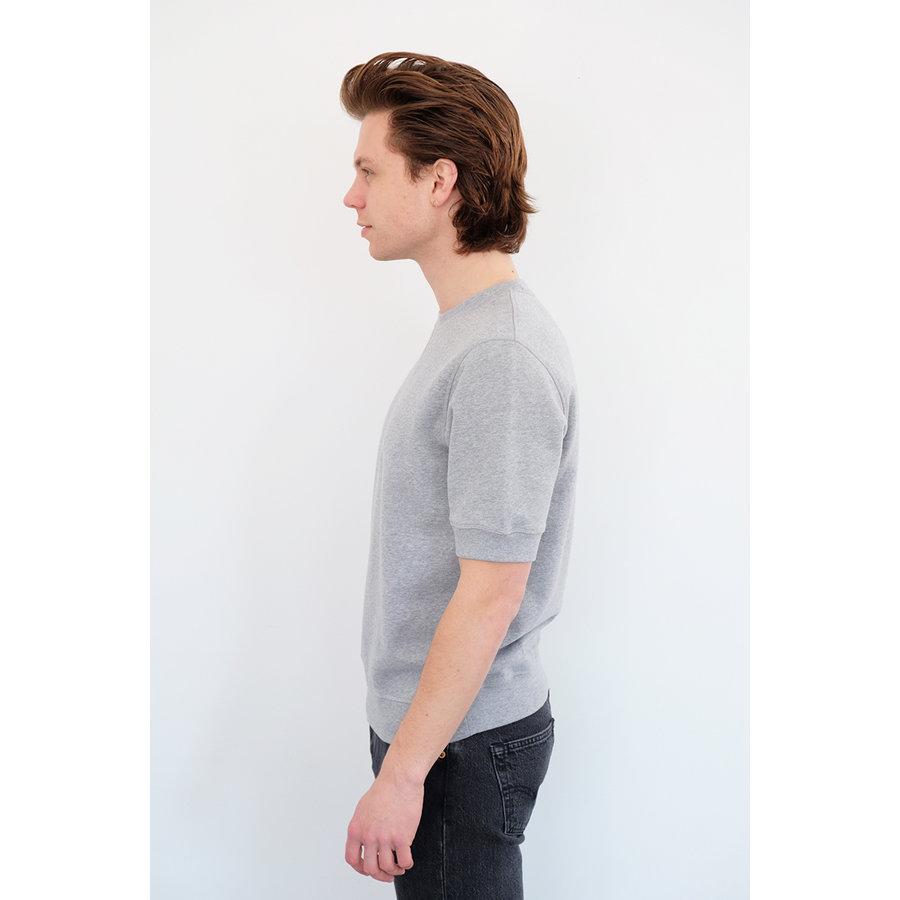 Loopback Short Sleeve Sweatshirt