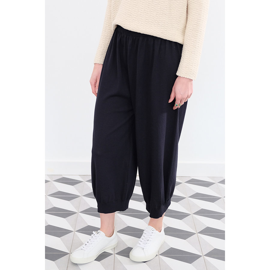 Egyptian Cotton Knit Pants