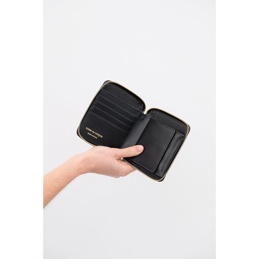 Polkadot Zip-Around Wallet