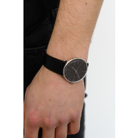 Max Bill Quartz Watch with Date