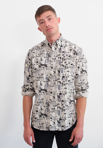 Gitman Vintage Manga Oxford Shirt