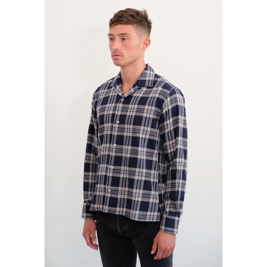 Big Plaid Camp Shirt