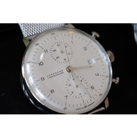 Max Bill Chronoscope Automatic Watch