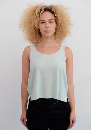 Jungmaven Cropped Tank Top