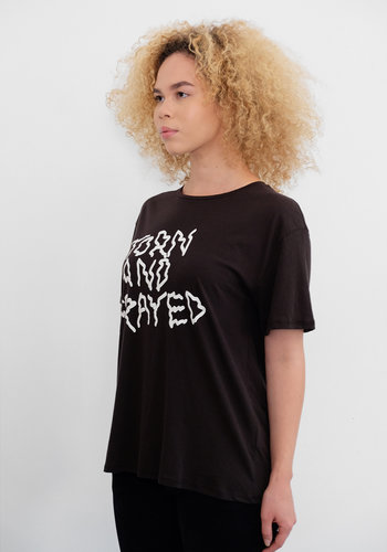 6397 Torn and Frayed Tee