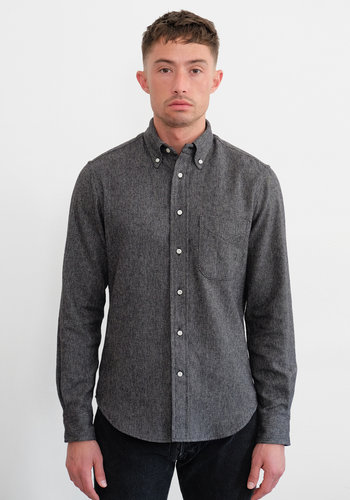 Gitman Vintage Herringbone Flannel Shirt