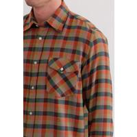 Flannel Sahara Overshirt