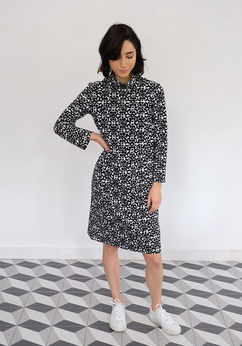 Marimekko Noukkia Kebab Jersey Dress