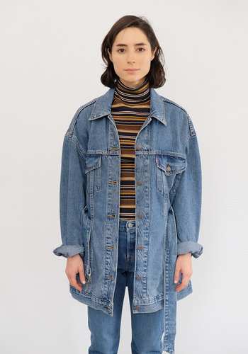 Levi's Belted Trucker Jacket