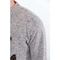 Mohair Bear Sweater
