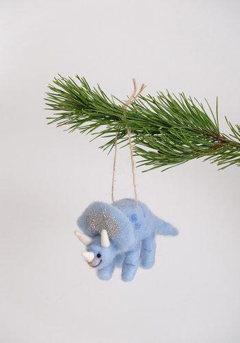 Dancing Dinosaur Ornament