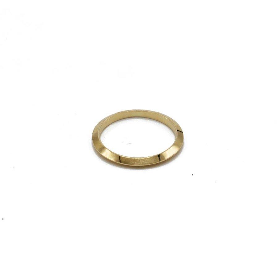 14K Gold Talon Ring