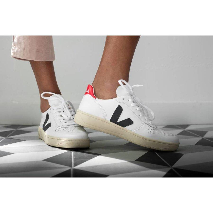 V-10 Extra White Nautico Pekin Sneakers