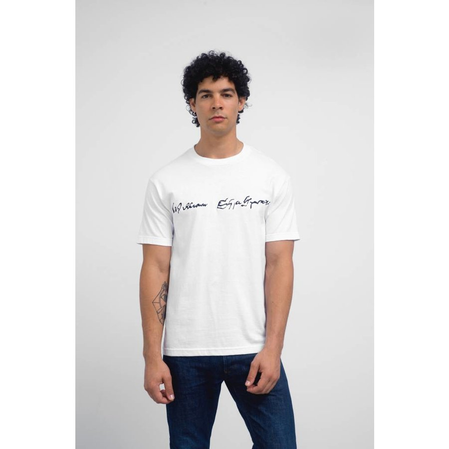 William Shakespeare Signature Tee