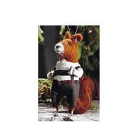 Bavarian Squirrel Ornaments