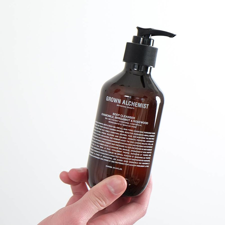 Small Chamomile Body Cleanser