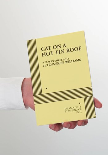 Dramatists Play Service Cat on a Hot Tin Roof