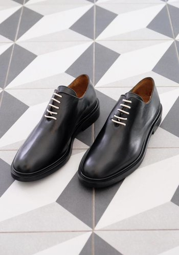 ATP Atelier Stellina Black Vacchetta Shoe