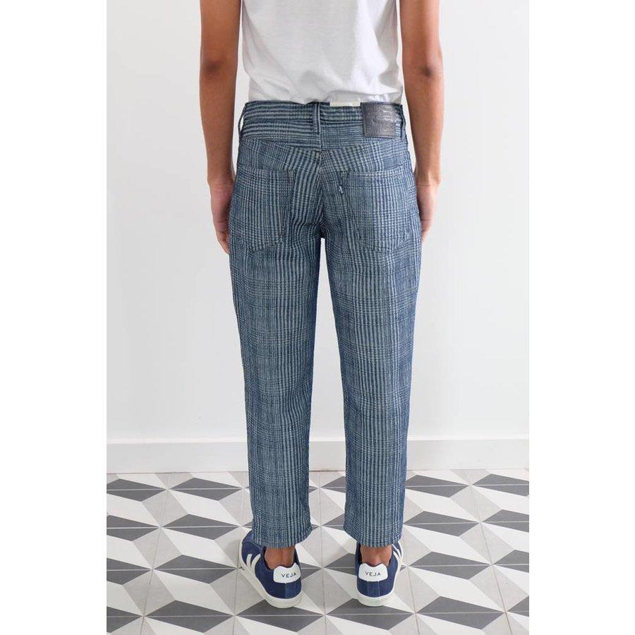 Draft Taper Textured Jeans