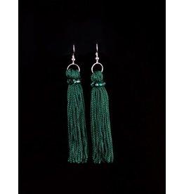 Emerald Tassel
