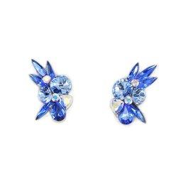 Crystal AB, Sapphire, Light Sapphire