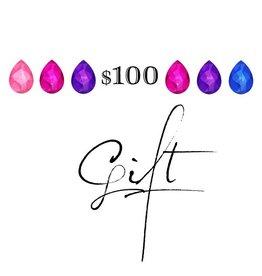 Gift $100