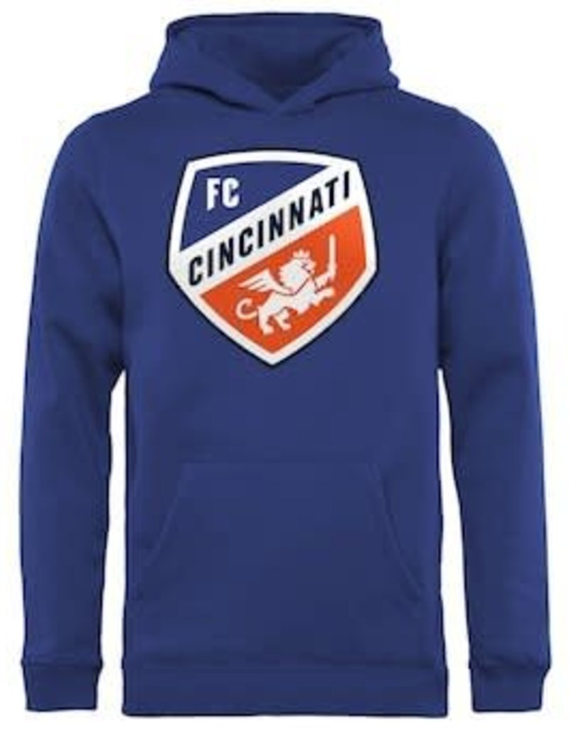 Outerstuff Crest Hoodie Youth