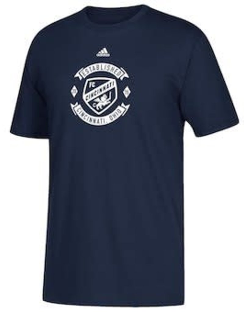 Adidas Best Crest Tee Youth