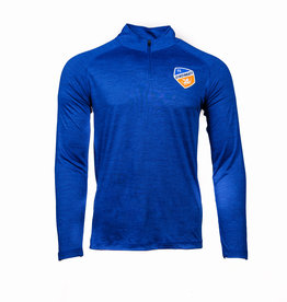 Fanatics Striated 1/4 Zip