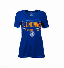 Fanatics Women's Block V-Neck