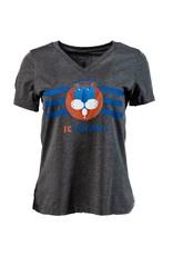 Cincy Shirts Women's Gary Lion Tee