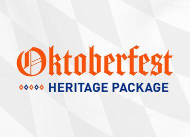 Oktoberfest Package