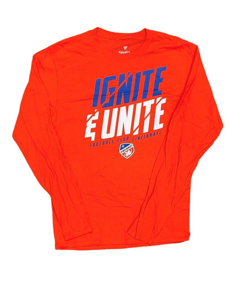 Fanatics Ignite & Unite Long Sleeve