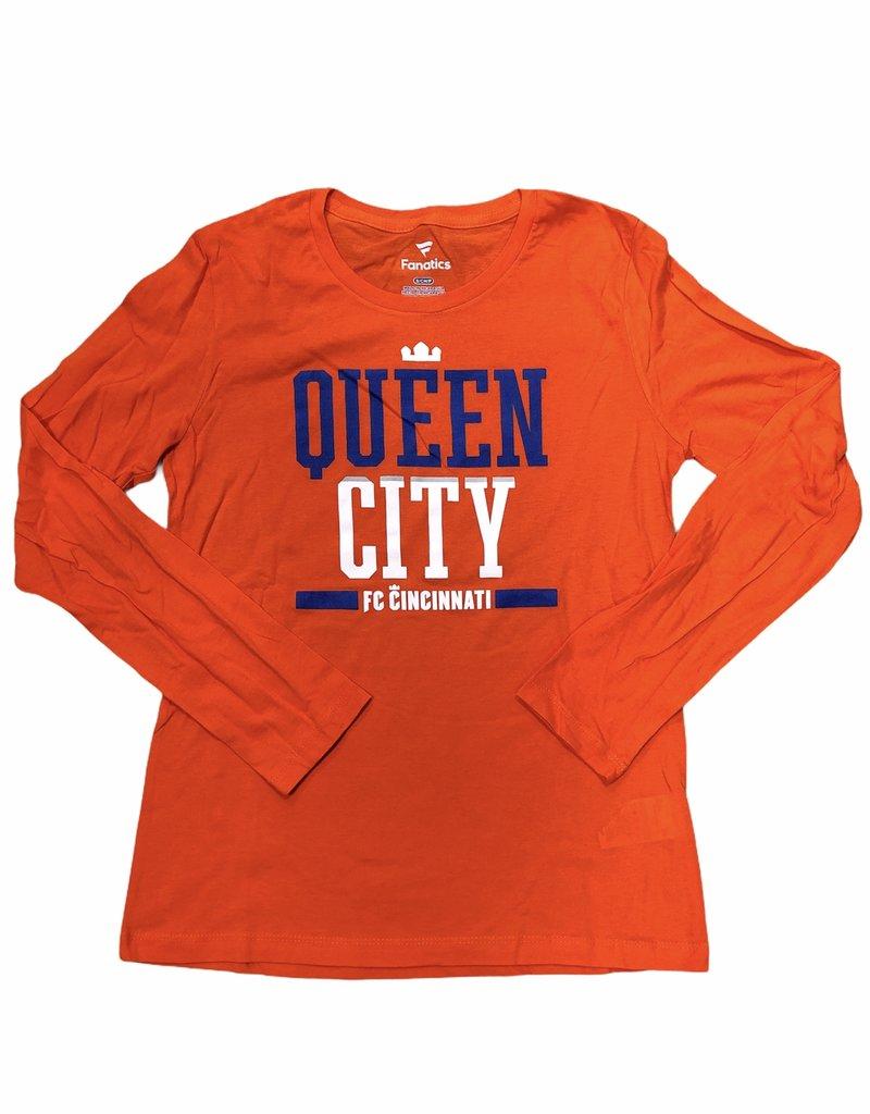 Fanatics Women's Queen City Long Sleeve