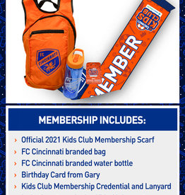 2021 Kids Club Membership