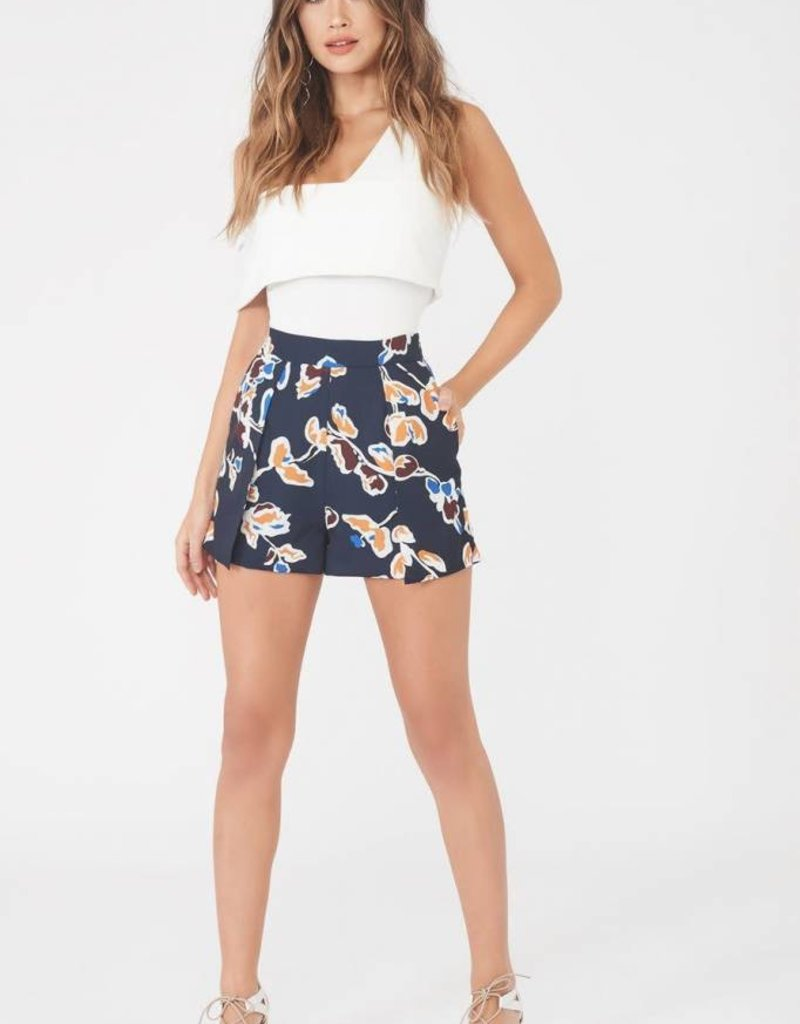 Lavish Alice Laurin Floral Shorts