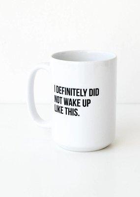 Brunette Babe Coffee Mugs