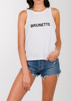 Brunette Mattie Tank Brunette