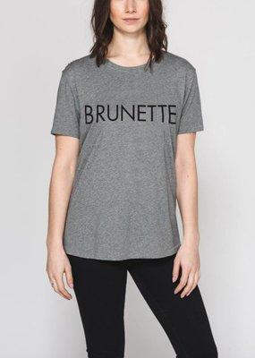 Brunette RYAN TEE BRUNETTE