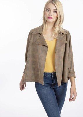 Jayley Luxury Suede Jacket