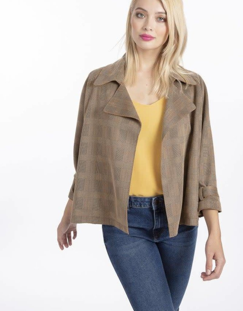 Luxury Suede Jacket