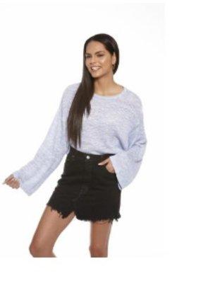 Orianna Velvet Sweater