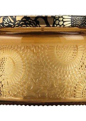 Voluspa Baltic Amber glass jar candle
