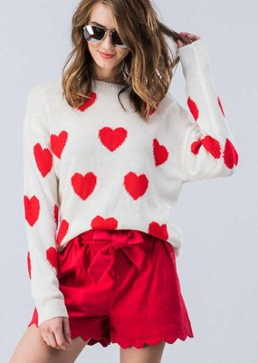 Kenzington Alley I love Lucy Sweater