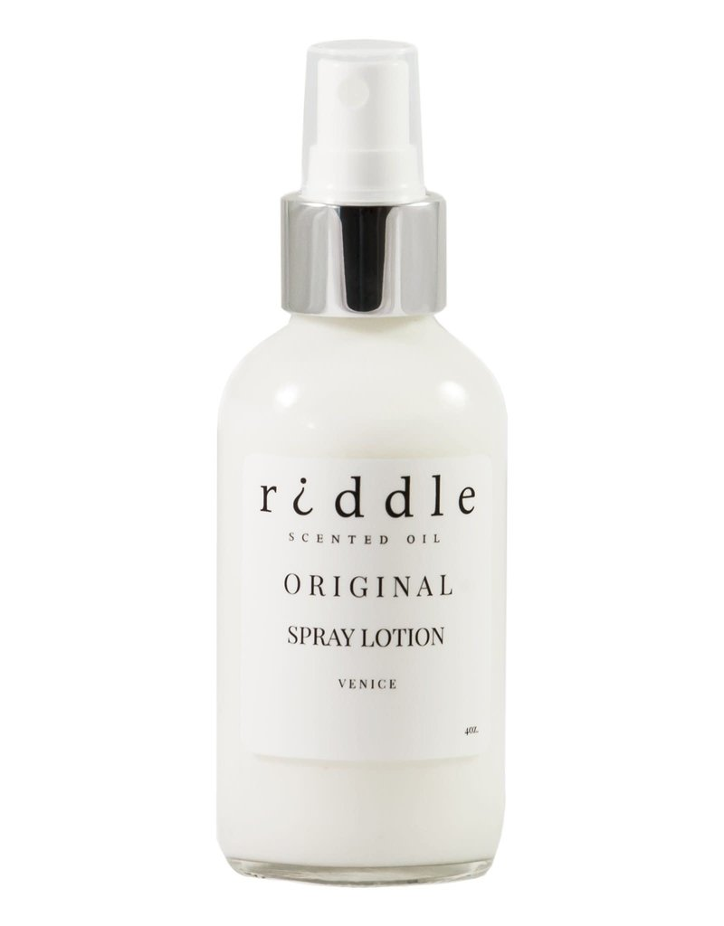 Riddle Spray Lotion