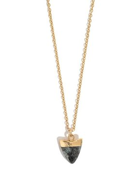 Kenzington Alley Shark tooth necklace